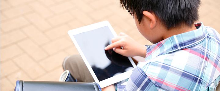 パソコン・タブレットを使いこなして、世界中のお友達とコミュニケーション!